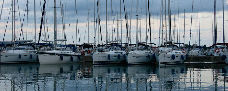 Croatia 2008 – Yacht