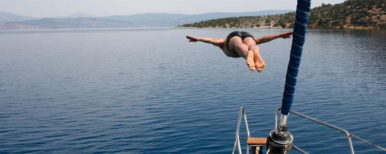 Greece 2010 – Yacht